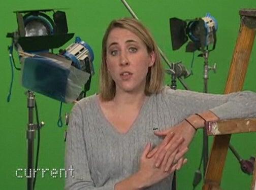 Sarah Haskins Calls Out Jez Commenters