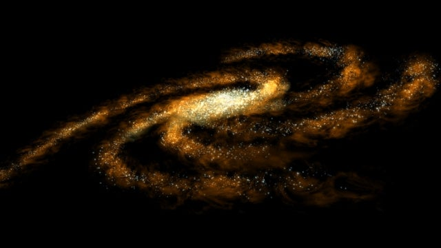 The galactic haze that surrounds the Milky Way is a baffling mystery