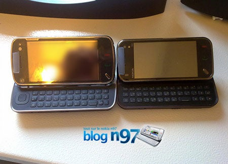 Apparent Nokia N97 Mini Shrinks by Shedding Useless D-Pad