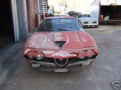 Italian Week: 1972 Alfa Romeo Montreal for $4,200+