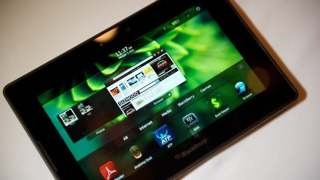Confusingly, BlackBerry PlayBook Will Come In LTE and HSPA+ Versions As Well