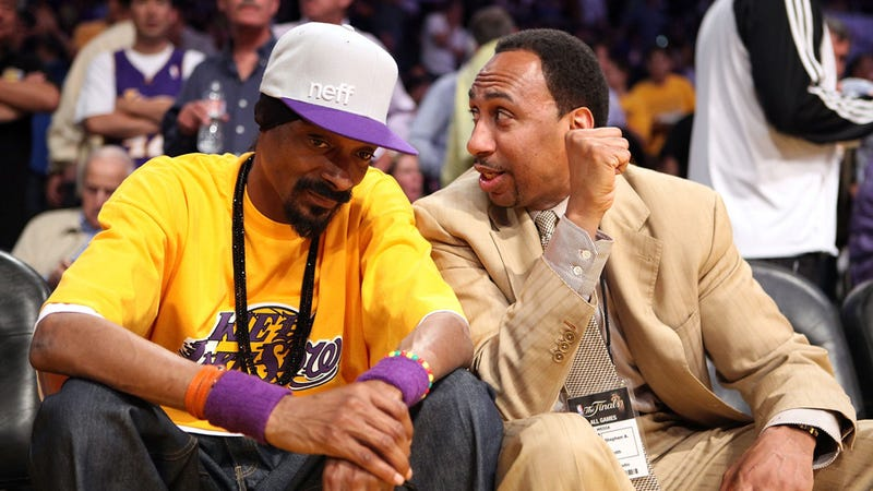 Stephen A. Smith, The Comeback Kid?