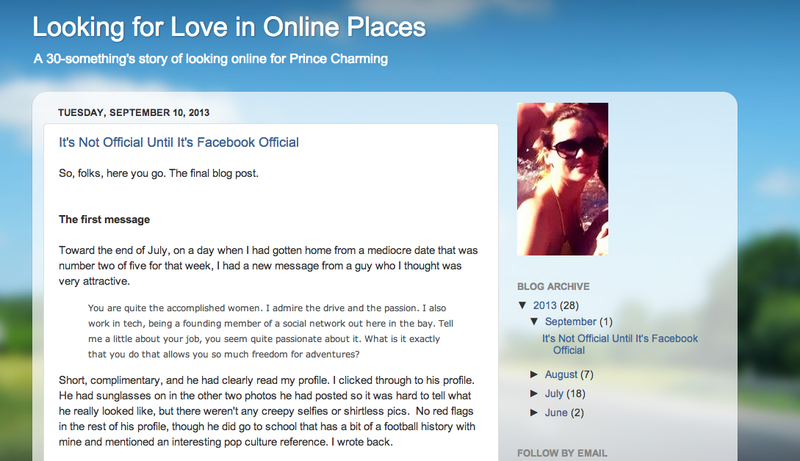 Online Dating Executive Uses Rival OkCupid