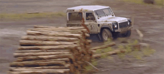 Land Rover Defender Racing Is What I Want To Do All Day Every Day