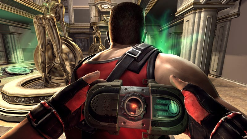 How To Save Duke Nukem