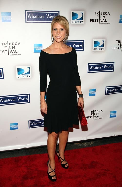 Clothes Work And Malfunction At Whatever Works Premiere