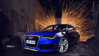 Drool Over The Audi RS6 Avant Because It's All They'll Let You Do
