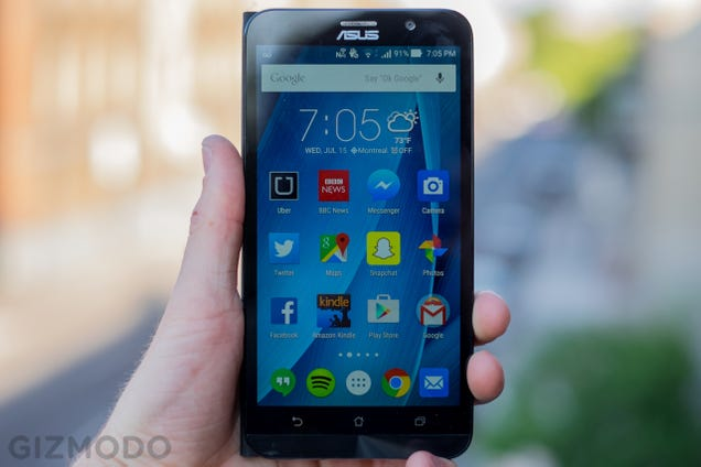 Zenfone 2 Review: Why Shouldn't You Buy This Fantastic Budget Phone?