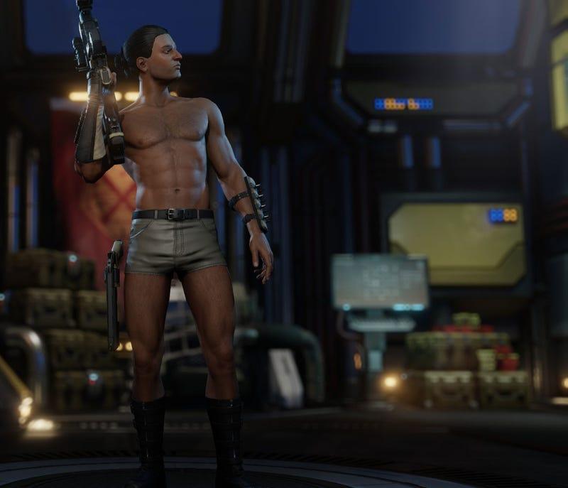 XCOM 2's DLC Goes FullBorderlands