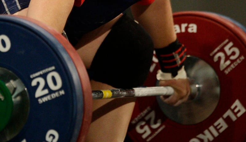 Gawker's Guide to Sports You're Pretty Sure Don't Exist: Weightlifting