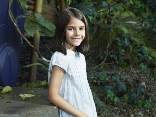Terra Nova cast promo photos