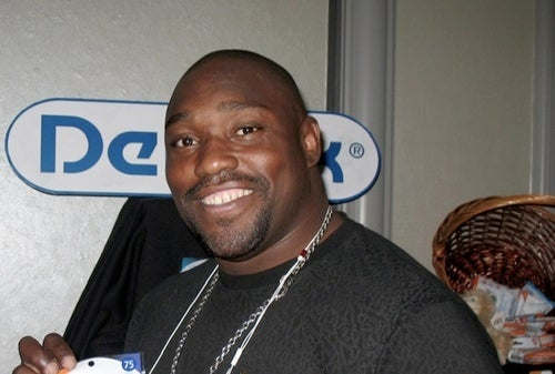 Warren Sapp Questioned Over Some Domestic Violence Something Or Other