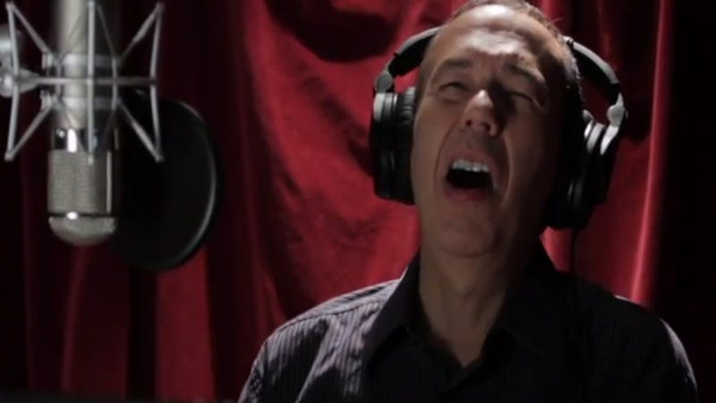 Here Is Gilbert Gottfried Reading Aloud from Fifty Shades of Grey