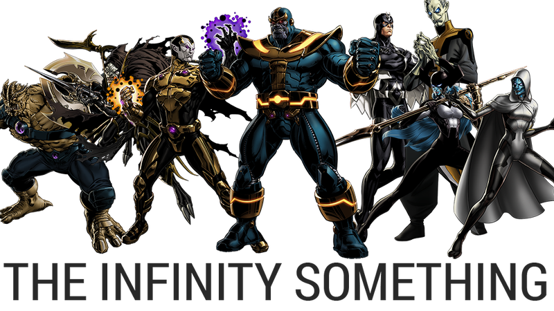 Maybe Avengers Alliance Can Make Sense Of Marvel's Infinity Event