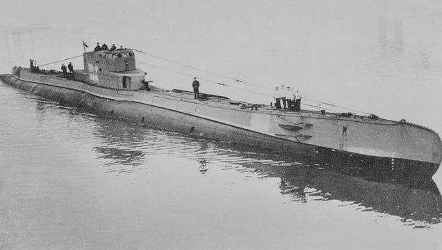 Polonia buscará un submarino desaparecido misteriosamente en 1940 Cvs40zzblin4gah3cryq