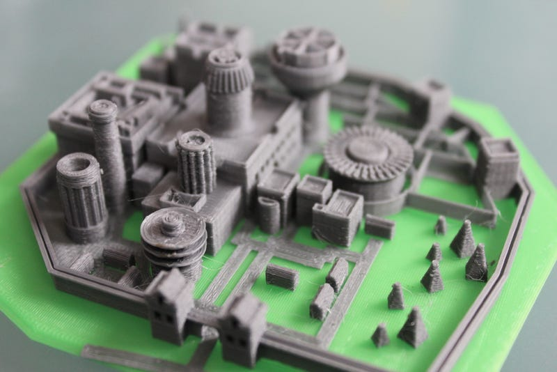 Printer Is Coming With This Incredible Model Of Winterfell