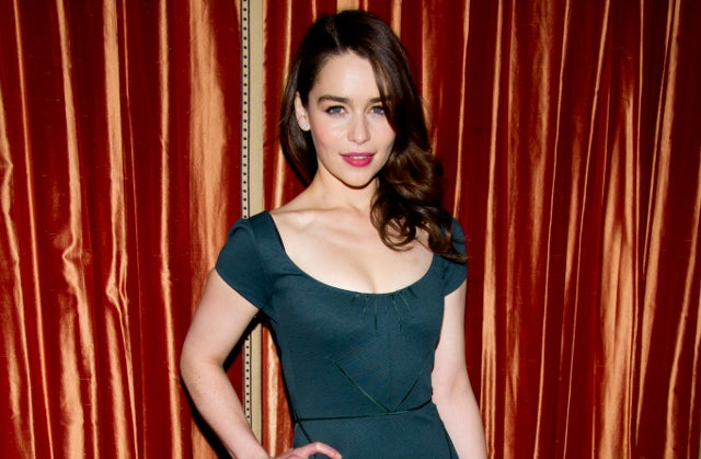 Emilia Clarke's Broadway Debut Nearly Ruined by People Who Don't Know How to Google 'Emilia Clarke Nude'
