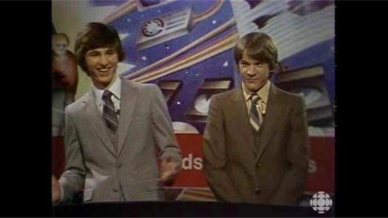 Hey, Look, It's Don Mattrick on a Canadian Game Show 30 Years Ago