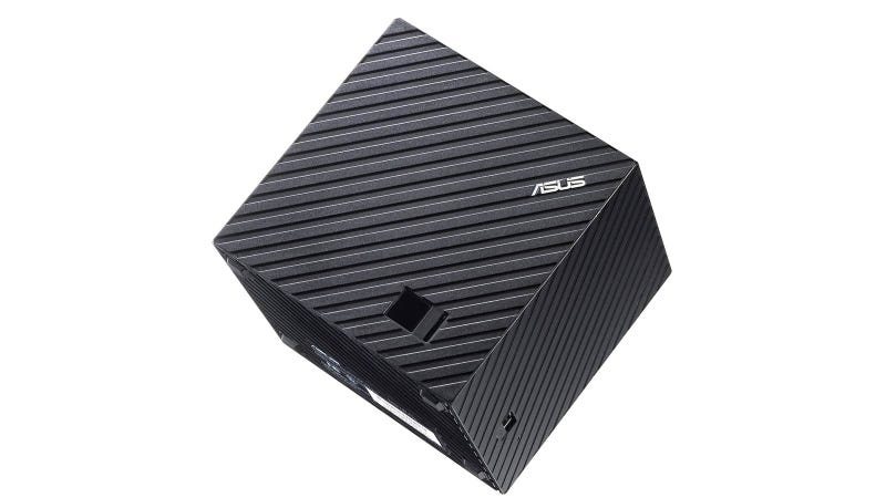 Asus's Qube for Google TV Might Finally Make Google TV Worth Using