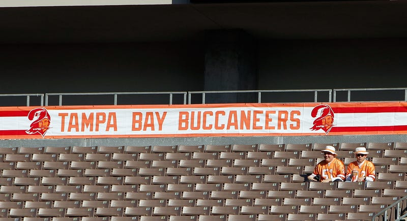 Good (?) News For Bucs Fans: Remaining Games Won't Be Blacked Out