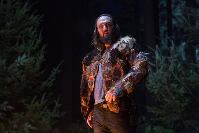 ​The Wild Hunt is no match for Wesen conservatism on Grimm
