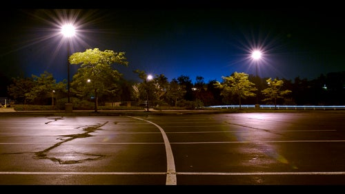 Kill The Headlights And Put It In Neutral: Why The Parking Lot Matters