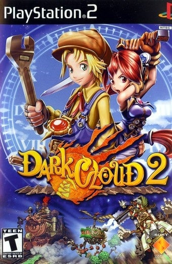 Level 5: More People Need To Ask For A Dark Cloud Sequel
