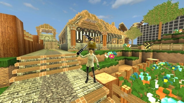 Creator Says If FortressCraft is a Ripoff, So is Minecraft