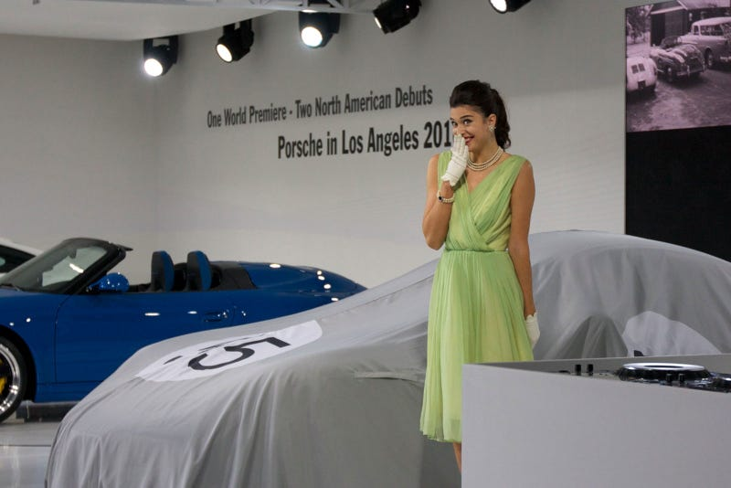 The Porsche Girls