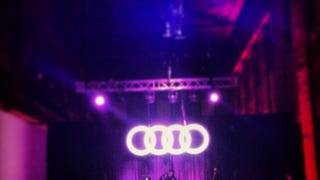 I Went To Audi's Ridiculous Hipster Party And It Was Fucking Awesome