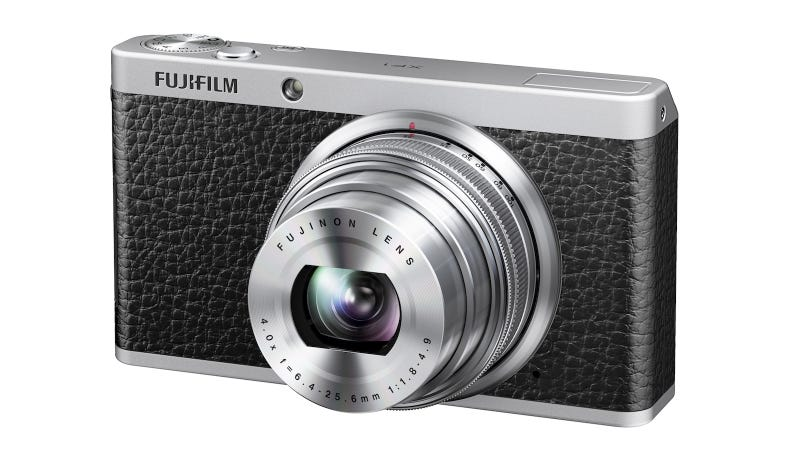 FujiFilm XF1: Another Very Small, Very Powerful Point-and-Shoot Wants a Home in Your Pocket