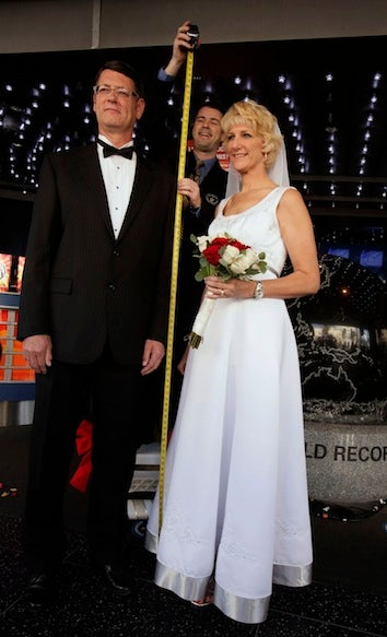 World's Tallest Married Couple Not Terribly Tall
