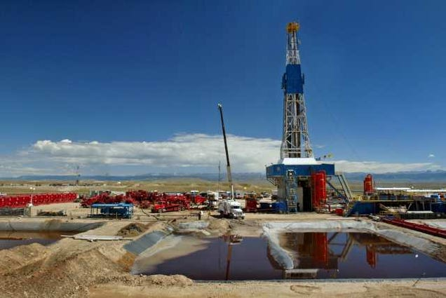 A Terrible Rumor About Fracking Wrecks Scientific Research