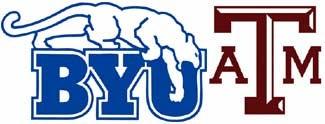 NCAA Pants Party: BYU Vs. Texas A&M