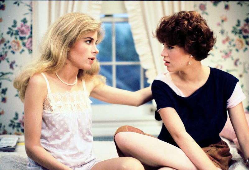 A road trip in honor of 'Sixteen Candles' 30th birthday