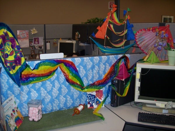 Coolest Cubicle Contest, Part the First