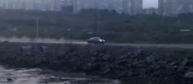 Drifting: Russian Style