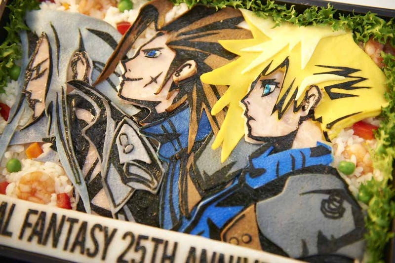All the Final Fantasy You Can Eat