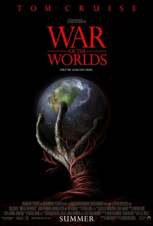 Why Does Every Apocalypse Need a Scary Globe Poster?