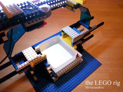 LEGO Milk Scanner
