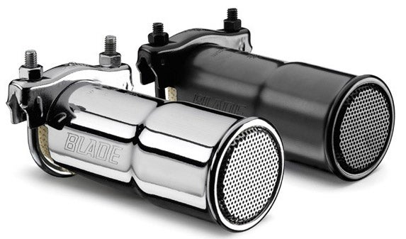 Blade Exhaust Filters: An Eco-Friendly Gadget That Actually Makes Your Car Look Cooler