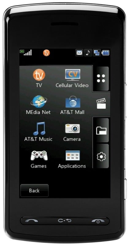 LG Vu for AT&T Finally Gets All Official