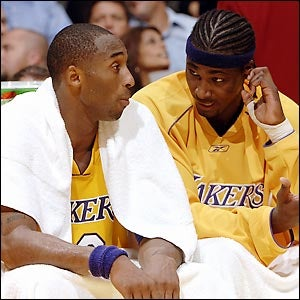 Smush Parker Still Stung by Feud with Kobe but Has Found ...