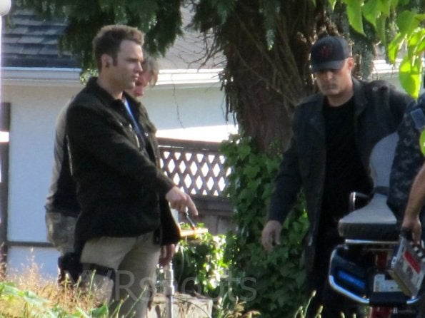 Fringe season 4 set photos