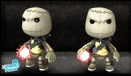 inFamous Sackboys Bring Good, Evil To LBP