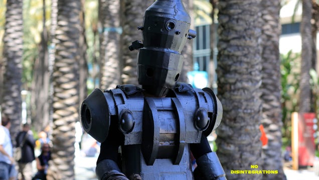 The Coolest Cosplay from Star Wars Celebration 2015