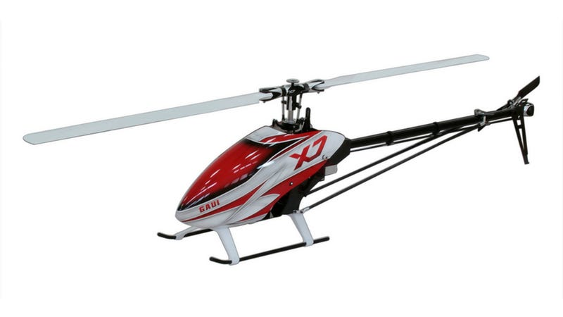 A Swiss Man Was Killed By His Remote-Controlled Helicopter