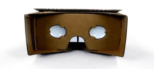 Google Cardboard transforma tu Android en un visor de realidad virtual