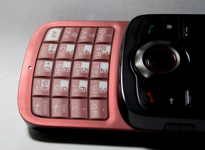 T-Mobile HTC Shadow II Hands On