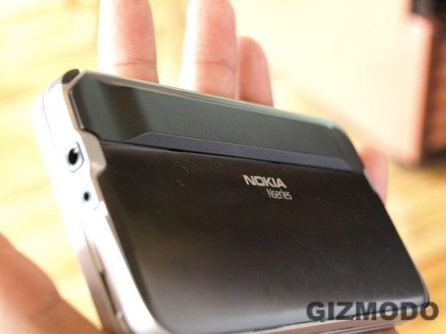 Nokia N810 WiMax Edition Tablet Hands On